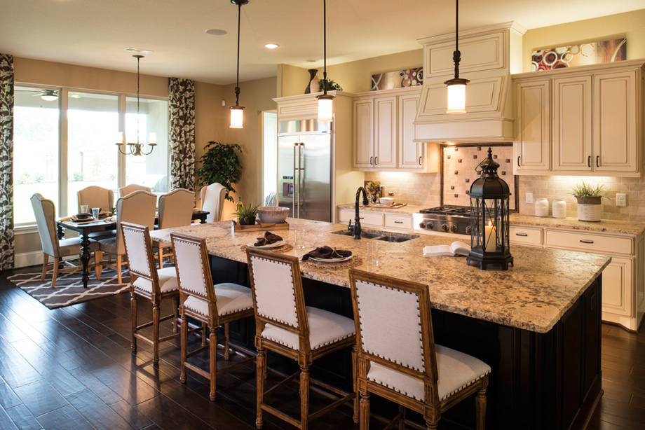 Toll Brothers - Sienna Plantation - Village of Sawmill Lake - Fox Bend Photo