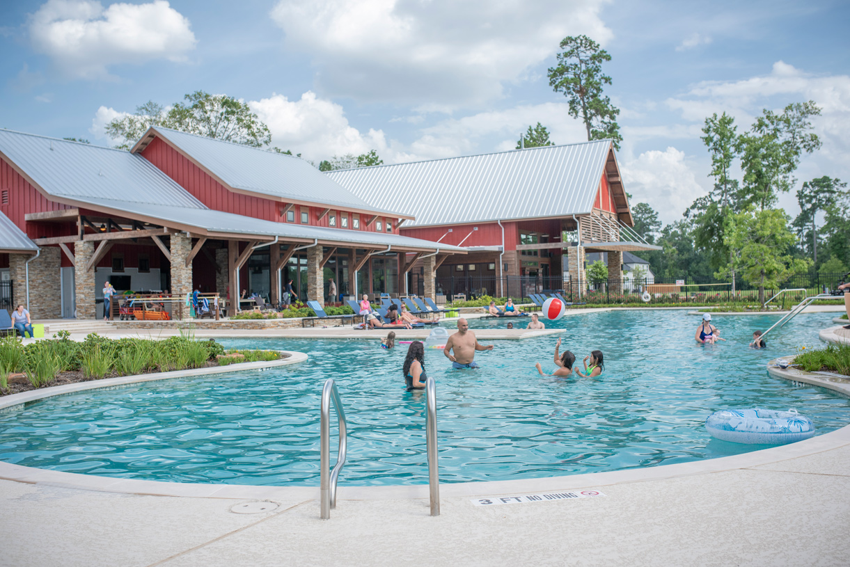 Enjoy the resort-style community pool