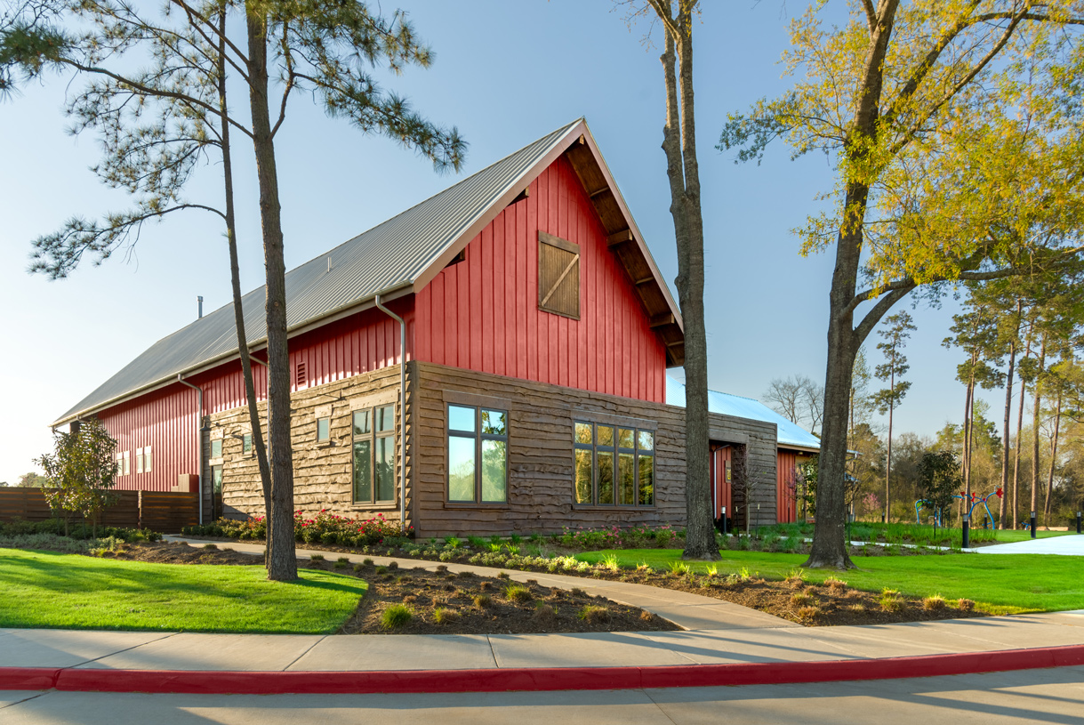 The Retreat Amenity Center at NorthGrove