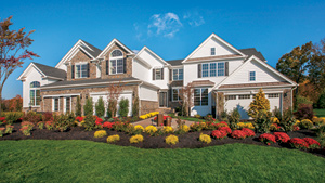 Toll Brothers - Regency at Yardley - The Carriage Collection Photo