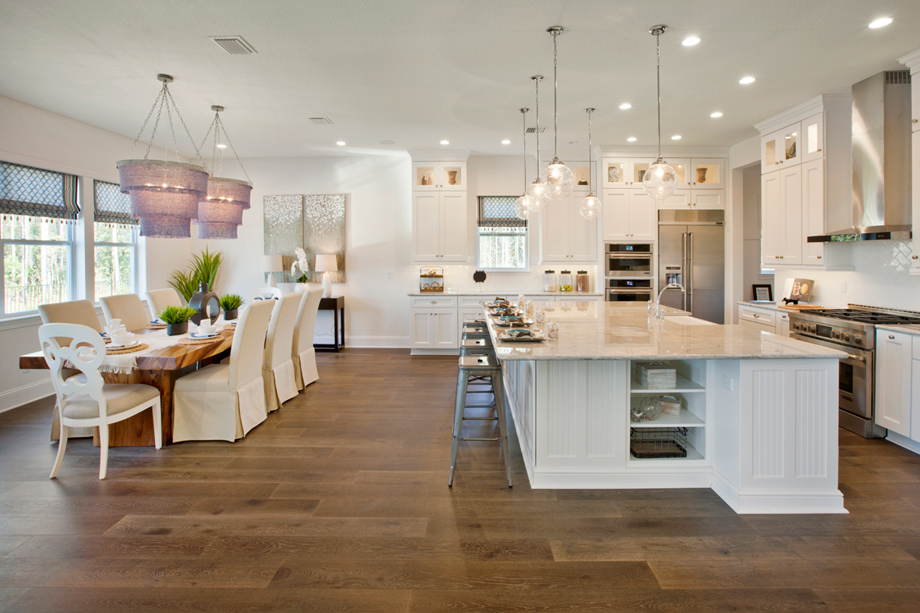 Spacious Kitchen Designs