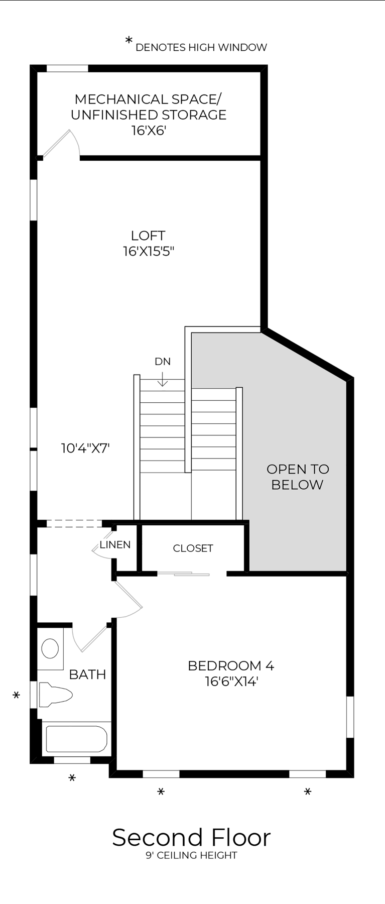 Julington Lakes - 2nd Floor