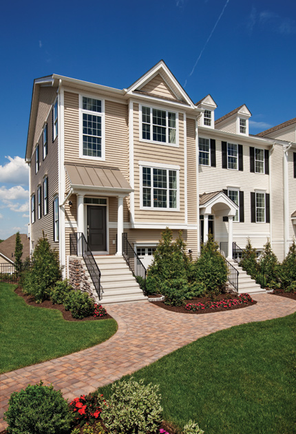 Toll Brothers - Rivington by Toll Brothers - The Village Collection Photo