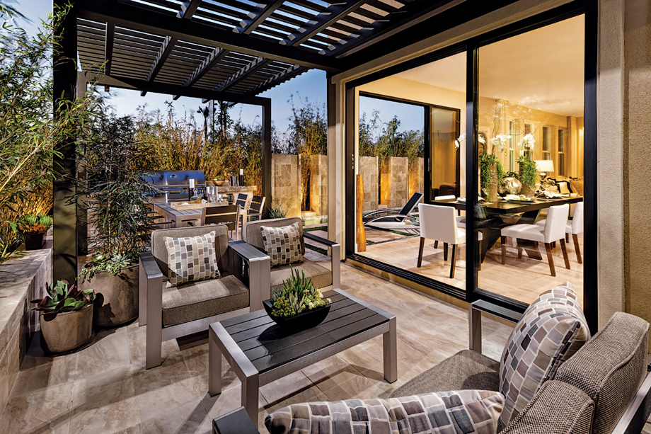 Terraces features Luxury Outdoor Living Spaces on ... on Exclusive Outdoor Living id=37100