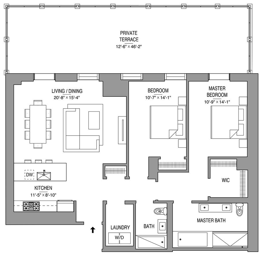 Residence 204