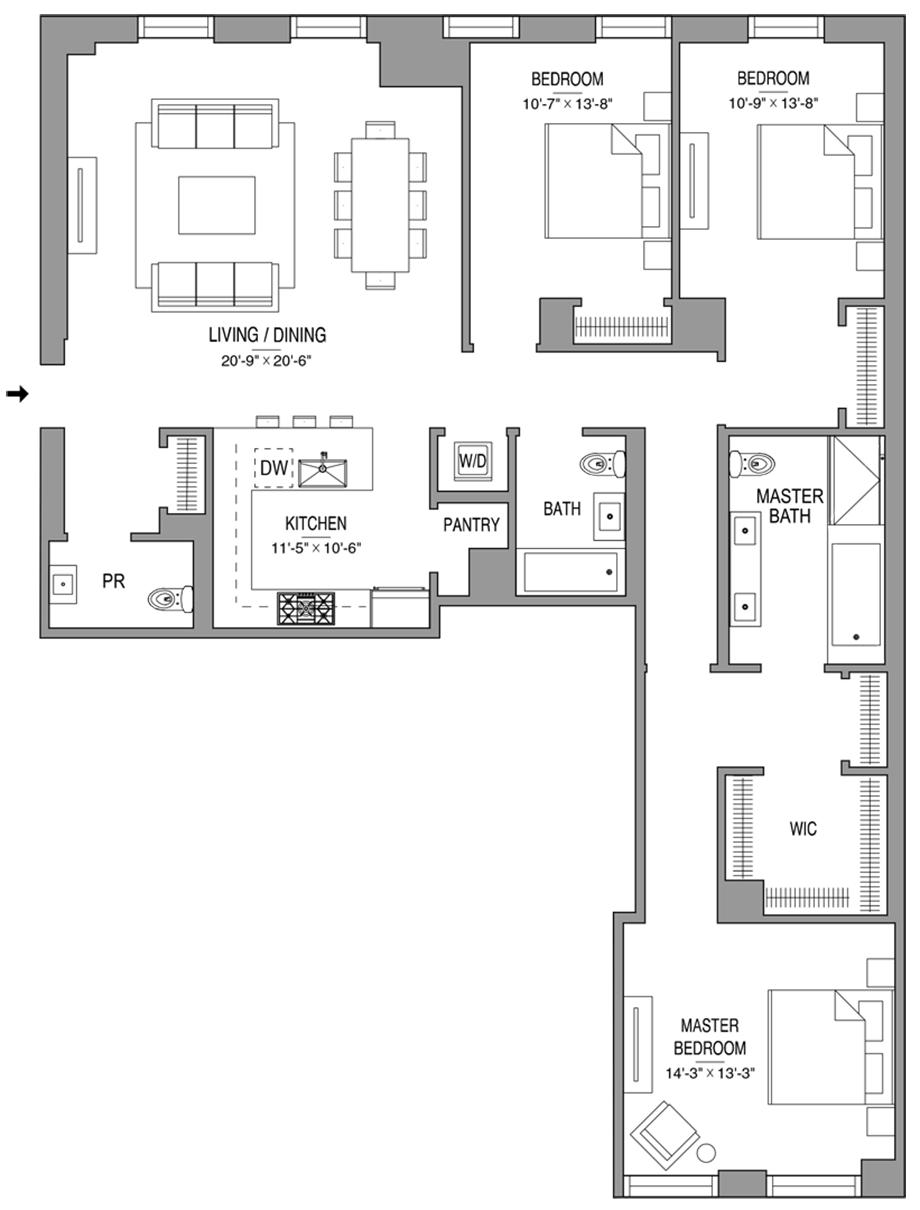 Residence 504