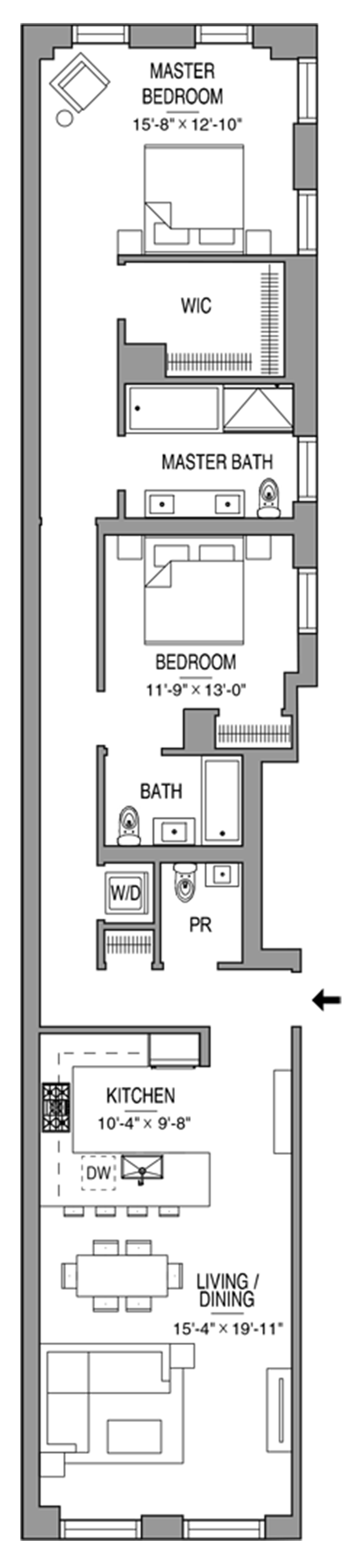 Residence 601
