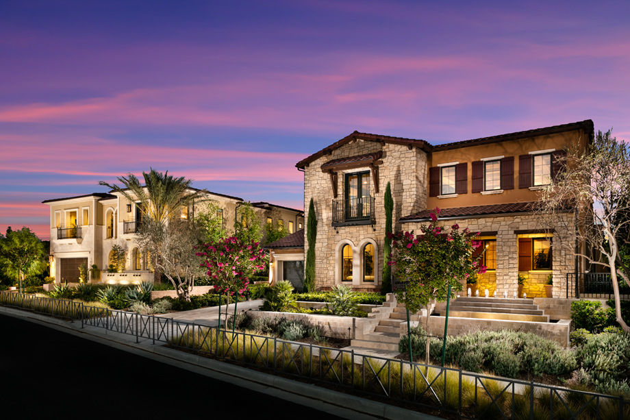 Toll Brothers Canyon Oaks Photo