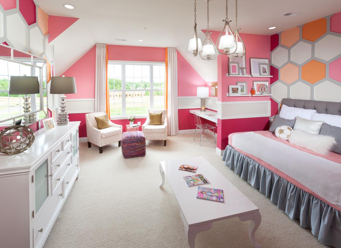Woodstock Berkshire bedroom