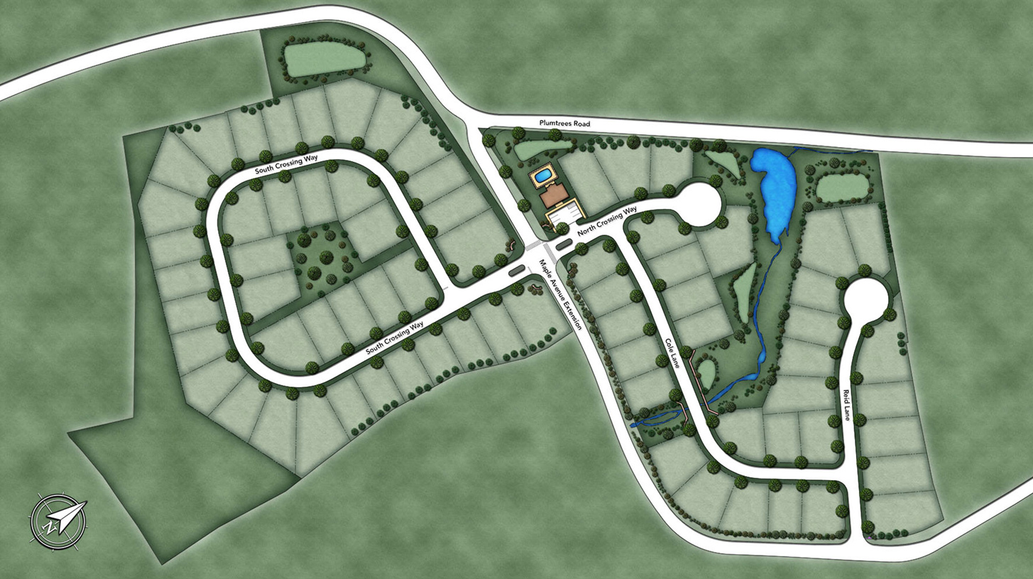 Bethel Crossing Overall Site Plan