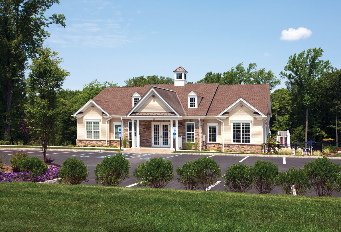 Reserve at franklin lakes signature collection the for Hudson house