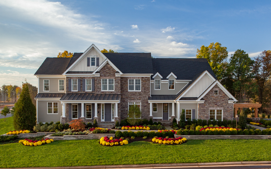 New jersey homes for sale 20 new home communities toll Nice houses in new jersey
