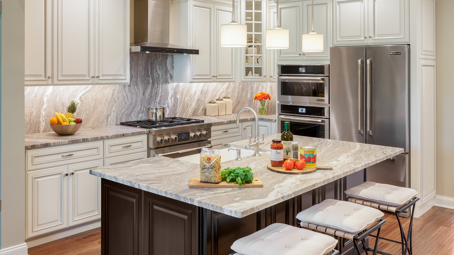 Luxury living with the best layouts and features for your new kitchen