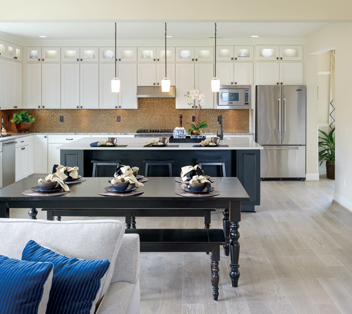 Loving This Open Concept By Tollbrothers: New Luxury Homes For Sale In Redmond, WA
