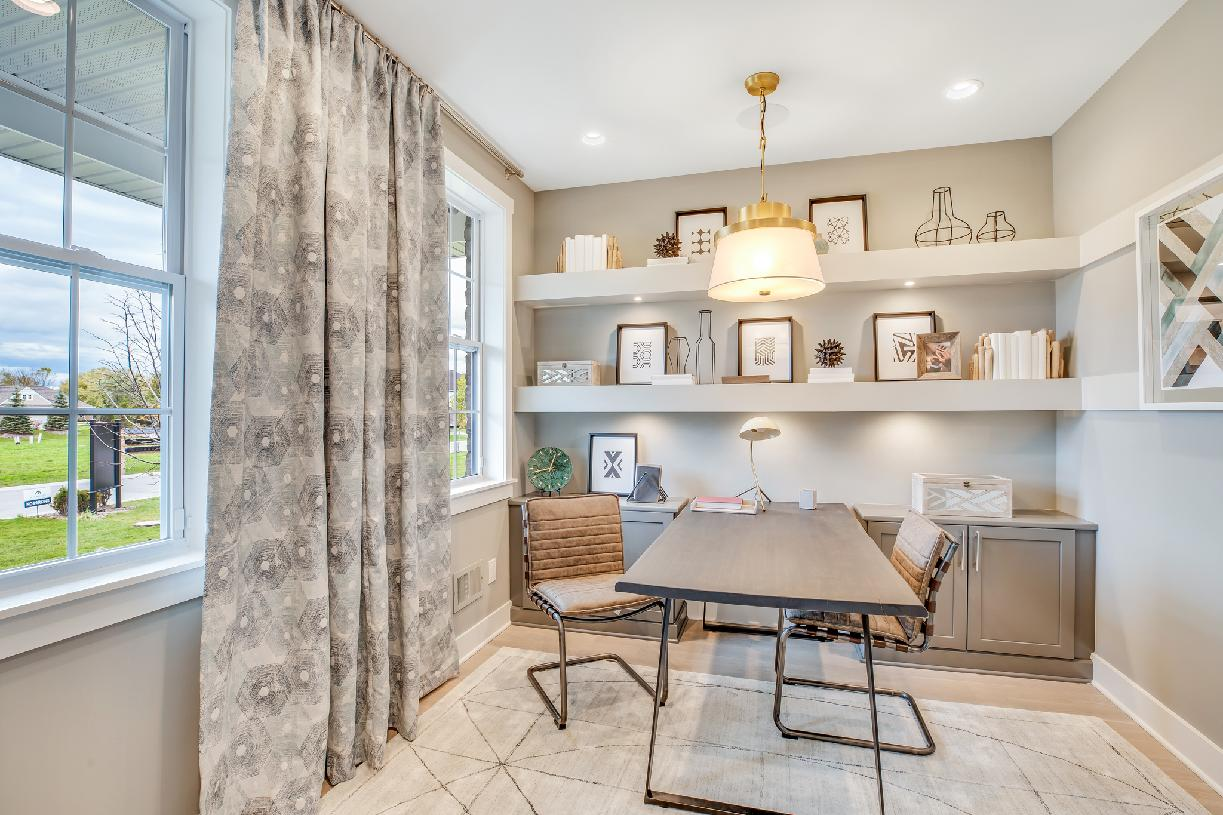 Hundreds of personalizing options to create the home of your dreams