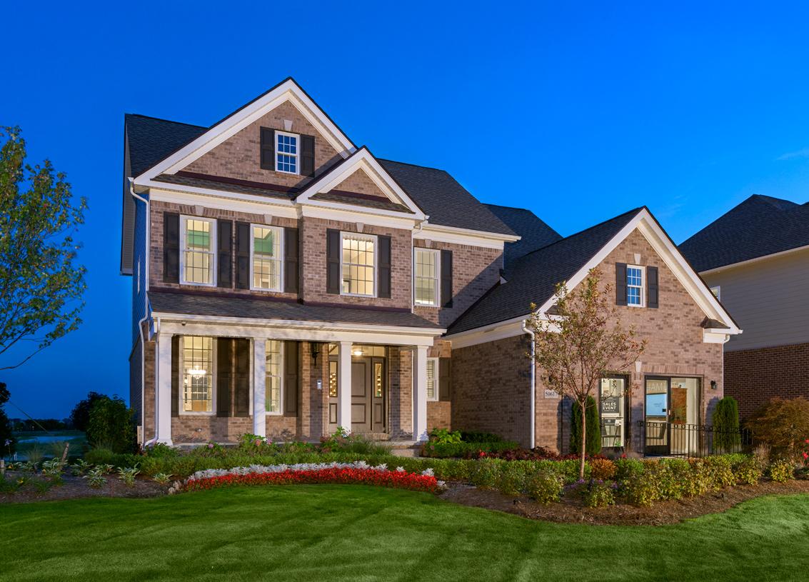 New Luxury Homes Near New Boston
