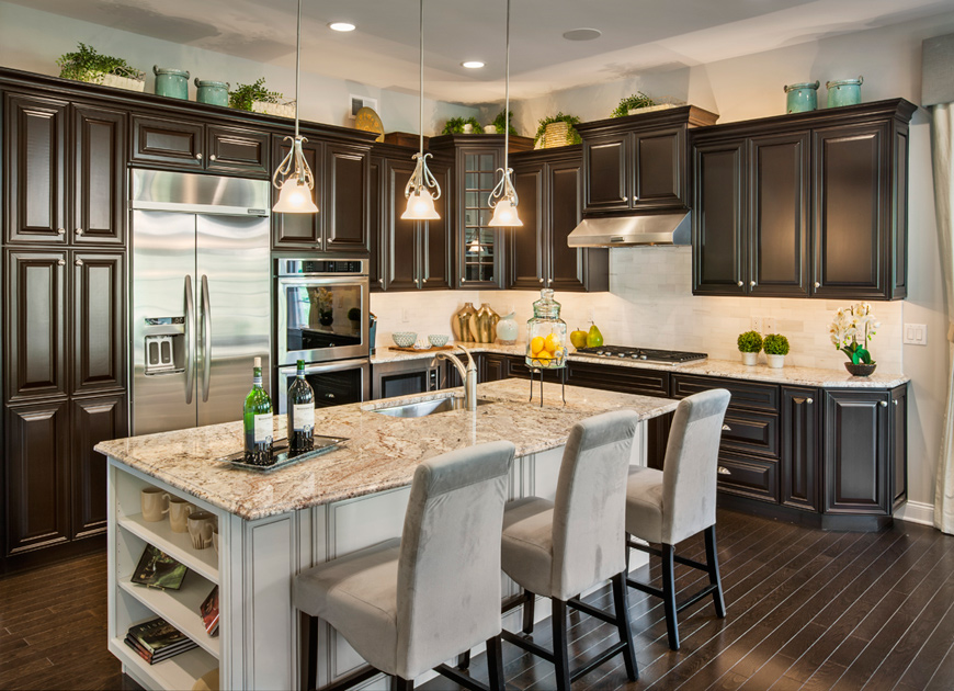 Toll Brothers - Regency at Ashburn - The Potomac Photo
