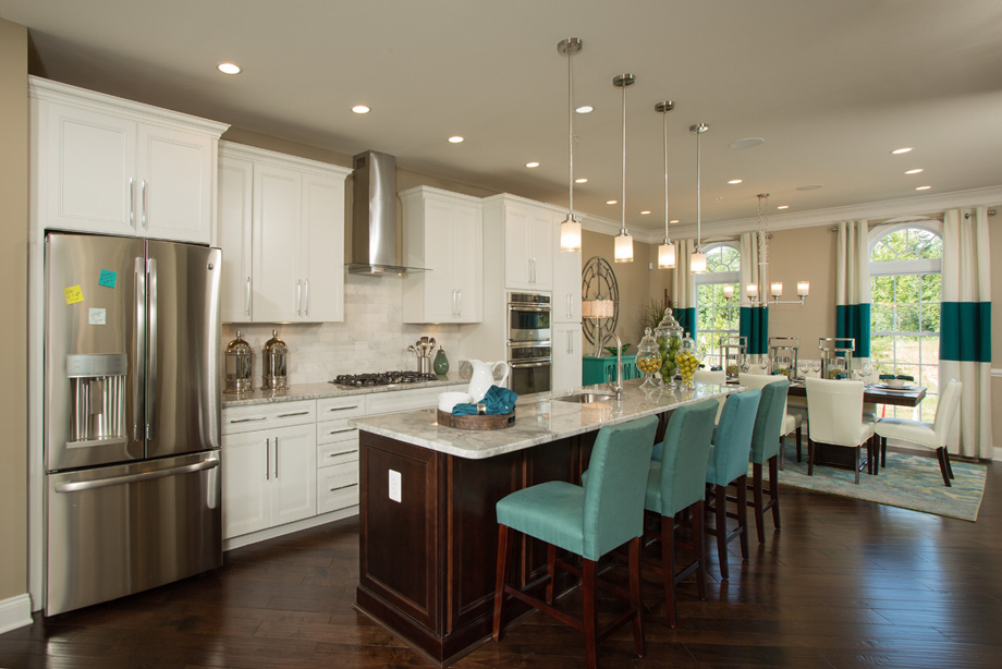 Toll Brothers - Moorefield Green - The Woodside Photo