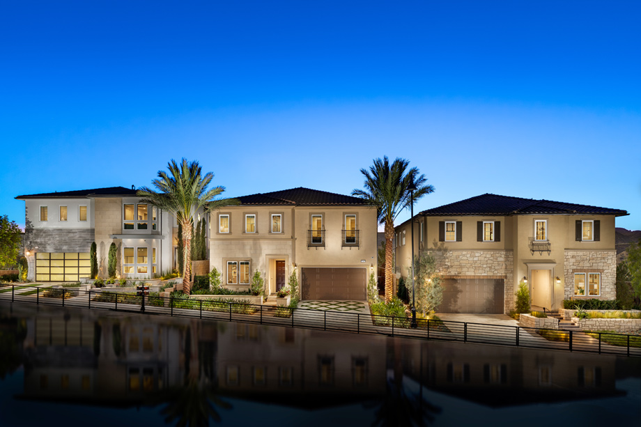 New Luxury Homes For Sale in Porter Ranch, CA | Avila at