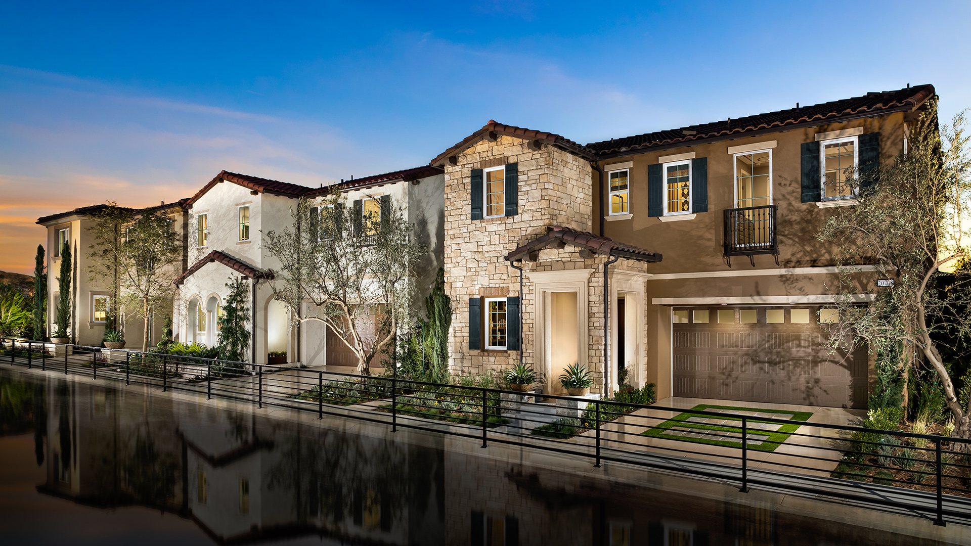 The Canyons at Porter Ranch - Peak Collection