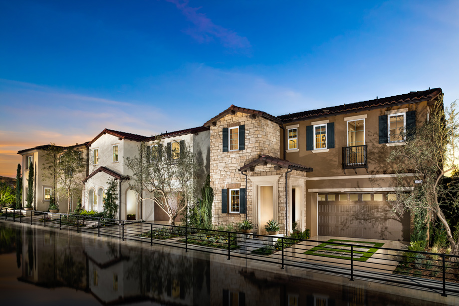 Toll Brothers - The Canyons at Porter Ranch - Peak Collection Photo