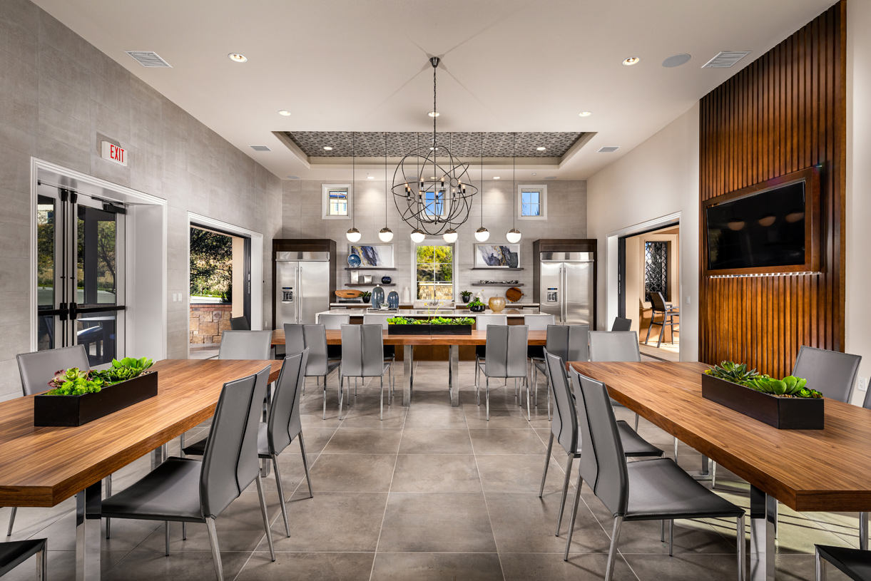 Kitchen at The Oasis