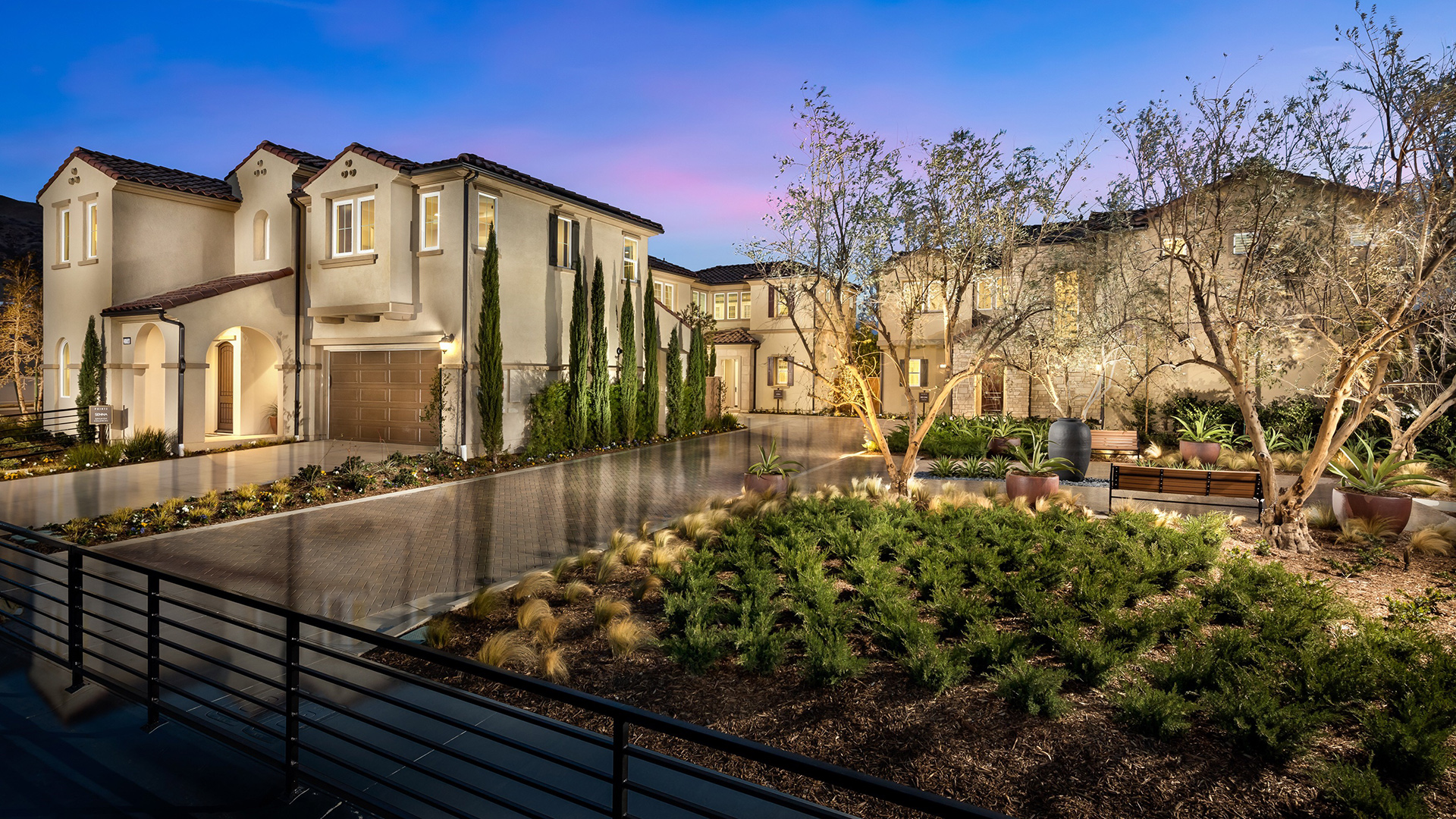 New Luxury Homes For Sale In Porter Ranch Ca The Canyons At Porter Ranch Pointe