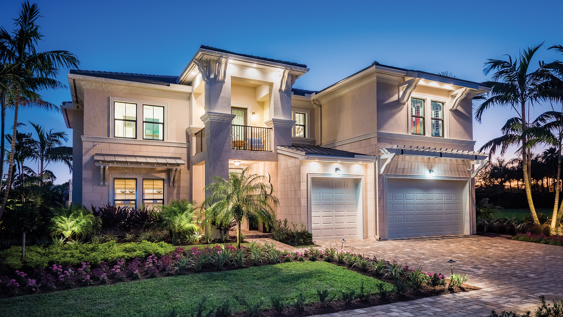 Boca raton fl new homes for sale royal palm polo for Florida house plans for sale