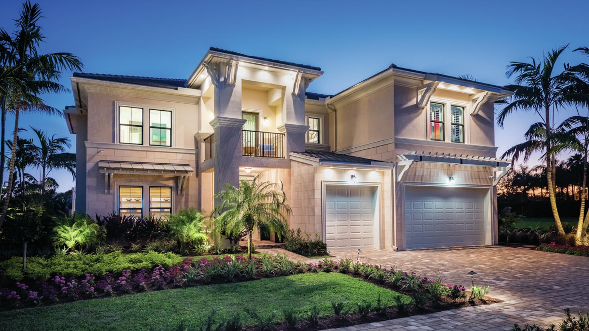 Callahan Boca Raton Model Home