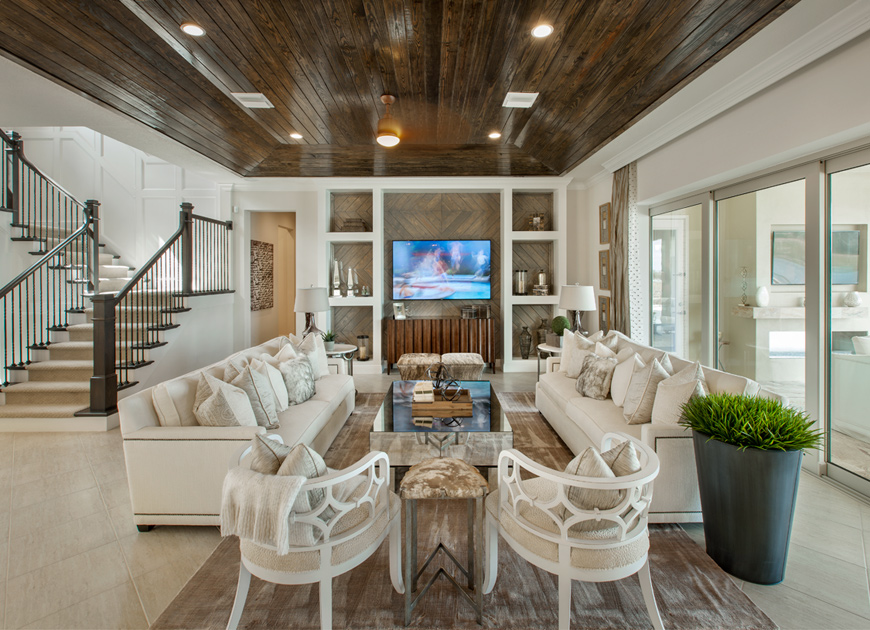 Toll Brothers - Lakeshore - Estates Collection Photo