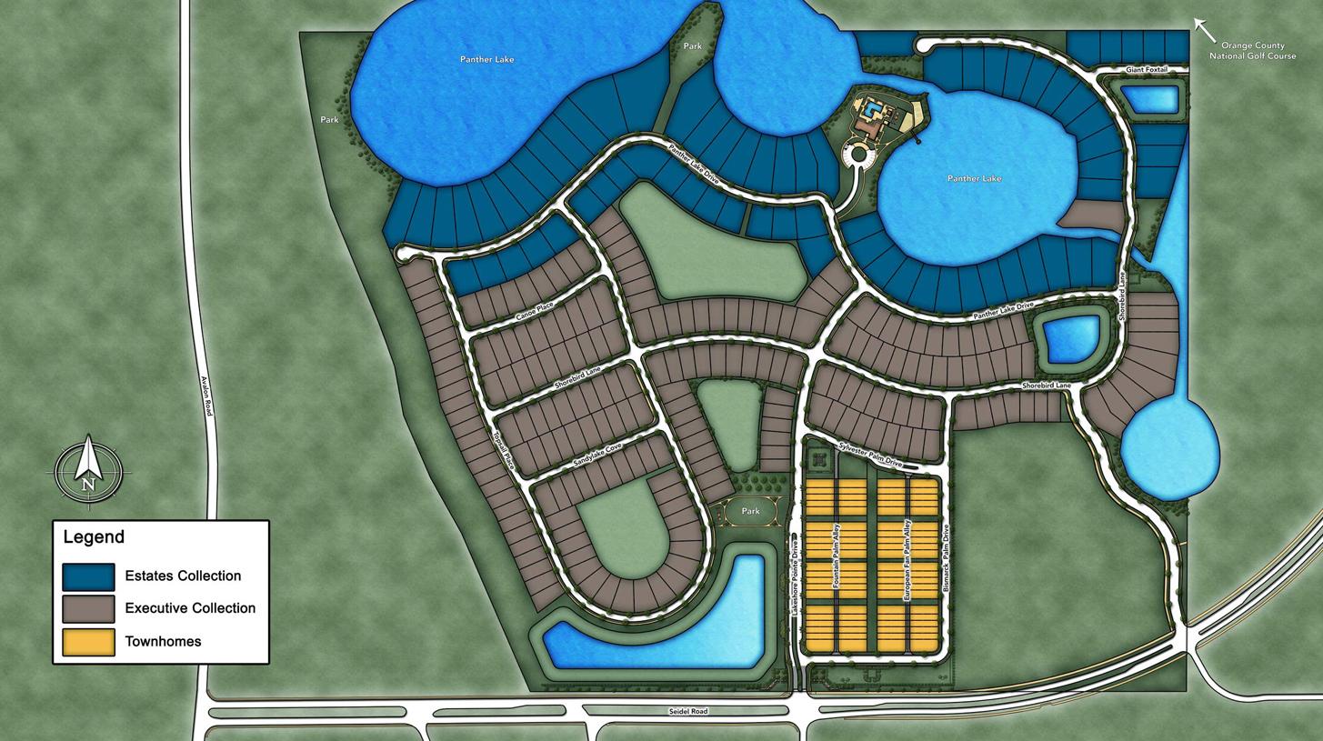 winter garden fl new homes for sale lakeshore estates