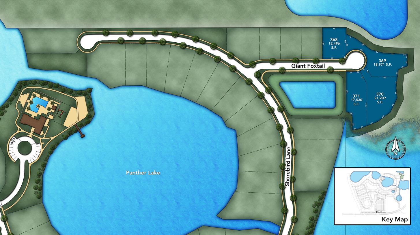 Lakeshore - Estate Collection Site Plan VII