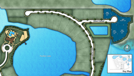 Lakeshore - Estate Collection Site Plan VII