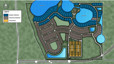 Lakeshore - Executive Collection Site Plan IV