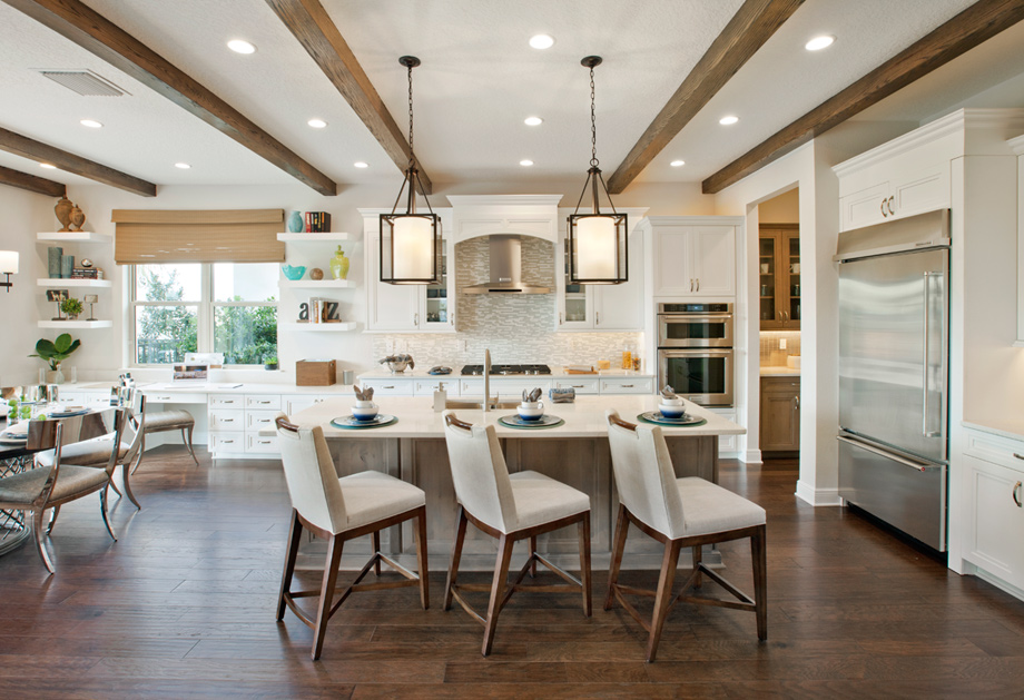 Toll Brothers - Lakeshore - Executive Collection Photo