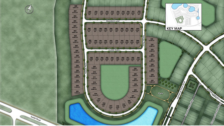 Lakeshore - Executives Collection Site Plan III