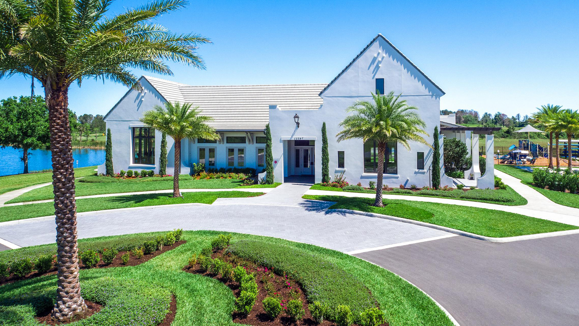 Winter Garden FL Townhomes for Sale   Lakeshore - Townhomes