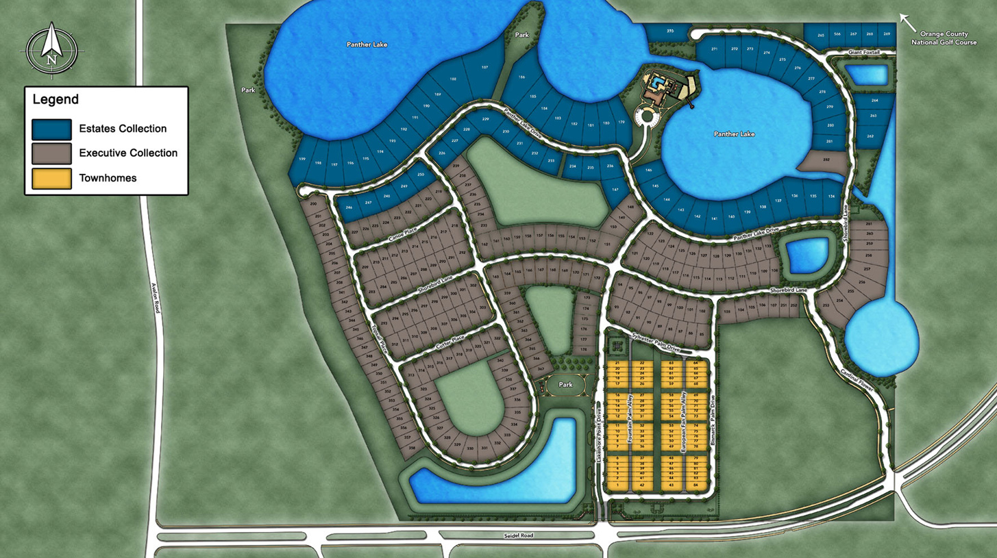 Lakeshore Overall Site Plan
