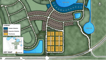 Lakeshore - Townhomes Site Plan I