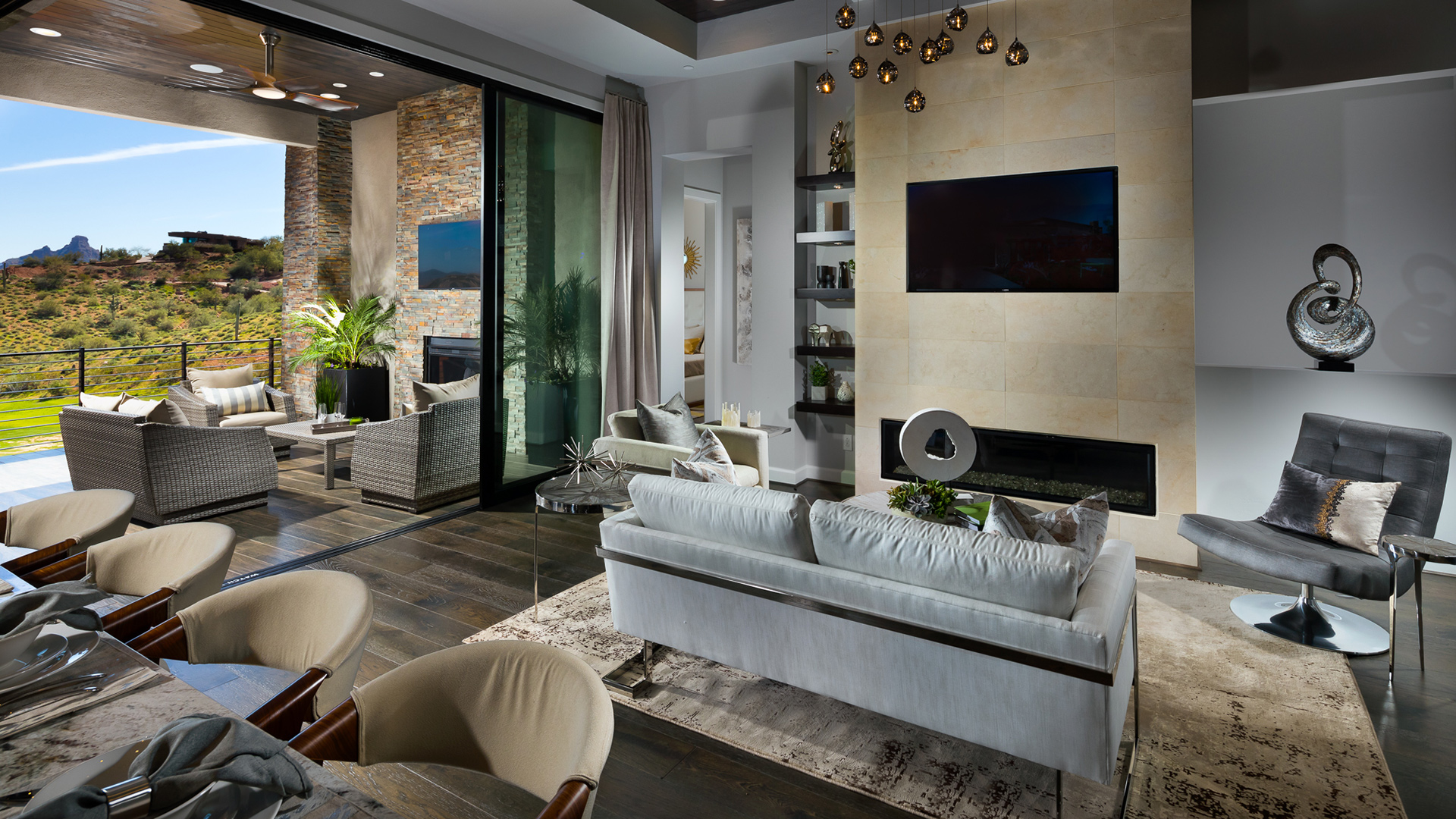 Fountain Hills Az New Construction Homes The Overlook At