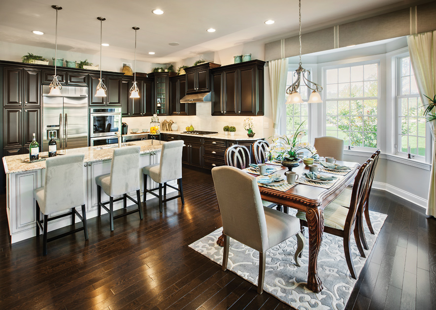 Toll Brothers - Regency at Creekside - Potomac Photo
