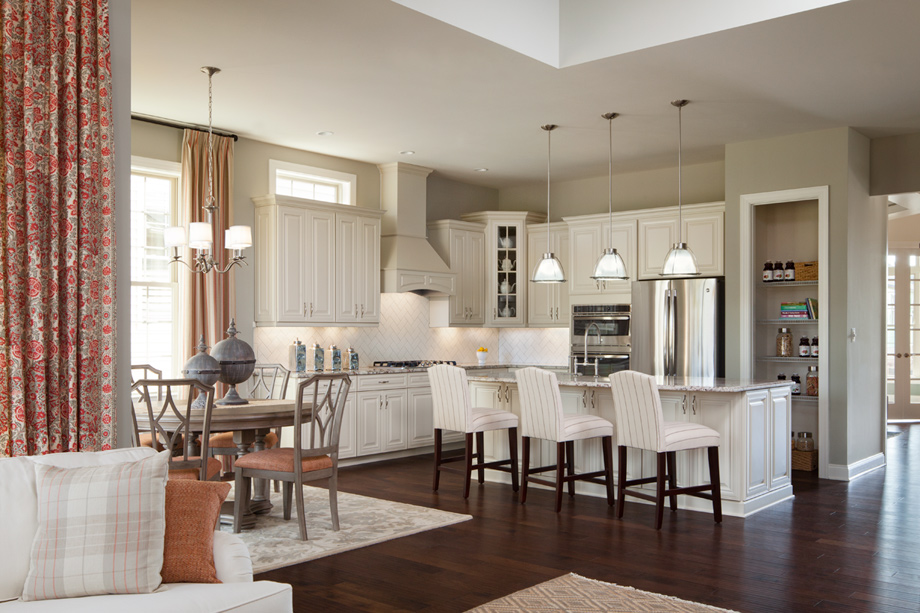 Regency at Creekside - The Potomac Collection