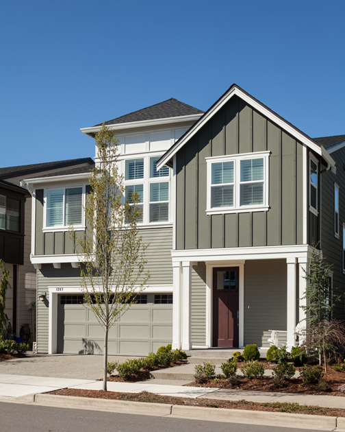 Loving This Open Concept By Tollbrothers: Sammamish WA New Construction Homes
