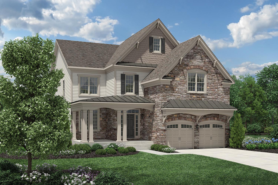 Toll Brothers - Hasentree - Carolina Collection Photo