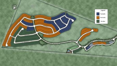 Tassajara Hills Overall Site Plan