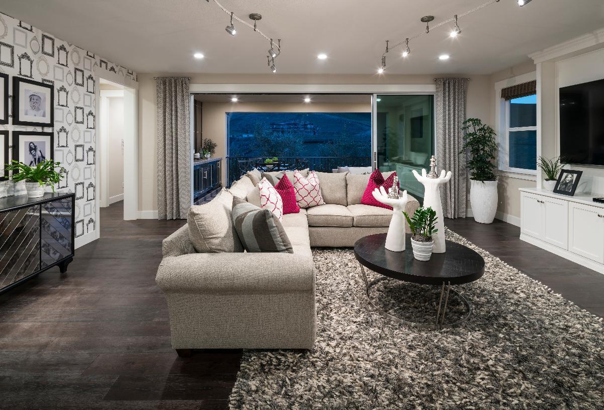 Multi-purpose loft space