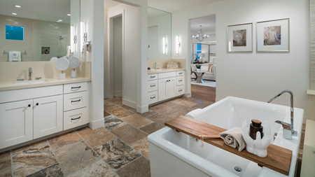 The Maywood Master Bath
