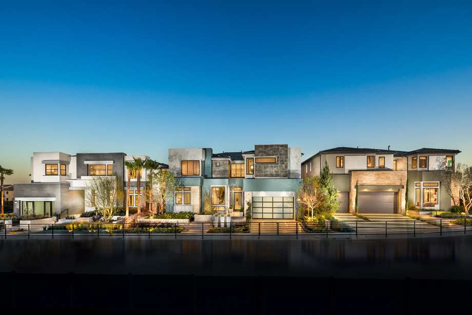 Toll Brothers - Westcliffe at Porter Ranch - Cascades Collection Photo