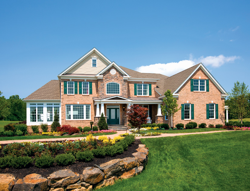 Yardley Pa New Homes For Sale Oakmont