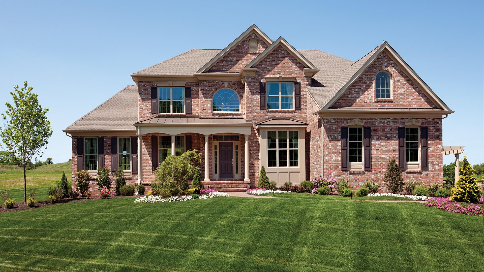Yardley pa new homes for sale oakmont for The oakmont